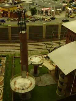 Whirlpool - Miniatur Wunderland Hamburg