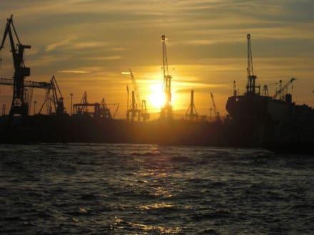 Momente - Hafen Hamburg