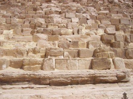 Welc h eine Arbeit - Pyramiden von Gizeh