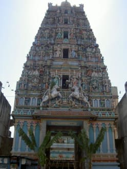 Sri Mariamman Tempel - Sri Mariamman Tempel