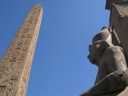 Luxor-Tempel - Amonstempel Karnak