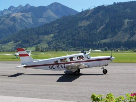 Plane - Flight Alps