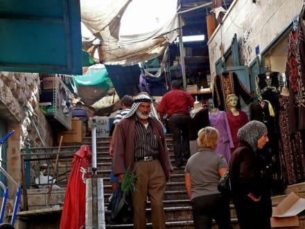 Altstadt von Jerusalem - Altstadt Bethlehem