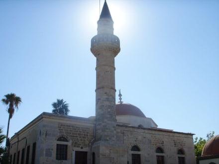 Moschee in Kos-Stadt - Defterdar Moschee
