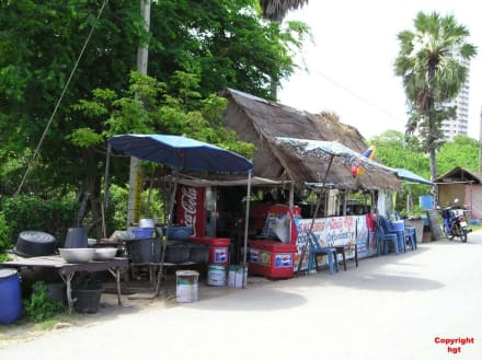 Unser Stammlokal - Nongnat Seafood Restaurant