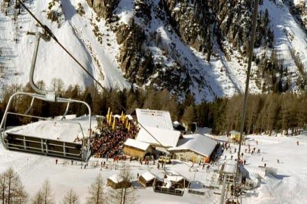 Paznaun Taja - Skigebiet Ischgl