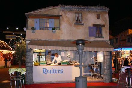 Für den kleinen Hunger - Weihnachtsmarkt Monaco