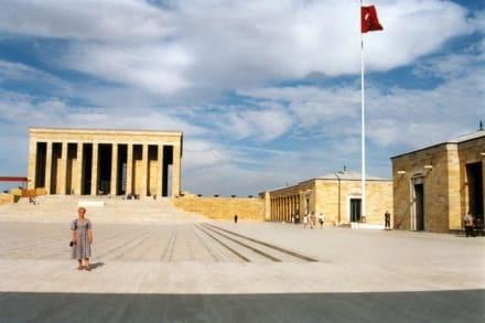 Atatürk-Mausoleum - Anitkabir Mausoleum