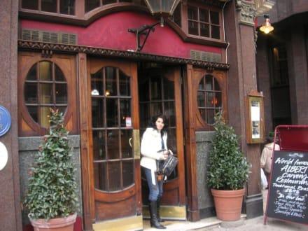 Good bye Albert... - The Albert Pub