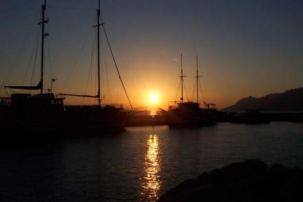 Baska Voda - Yachthafen Baska Voda