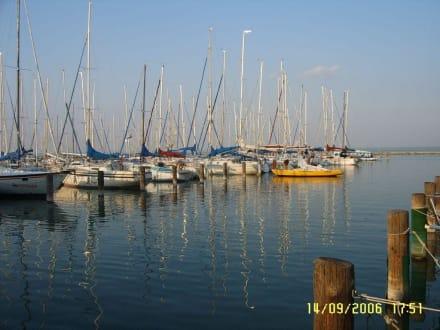 Der Hafen - Hafen Siofok