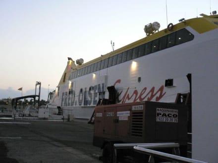 Fred Olsen - Hafen Playa Blanca de Yaiza