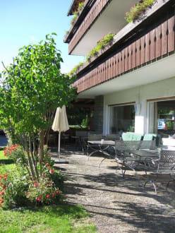 Terrasse 1 - Hotel Malerwinkl