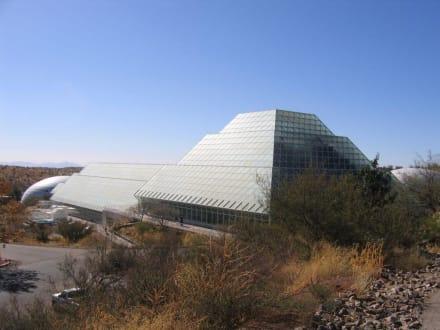 Biosphere 2 in Tucson - Biosphere 2