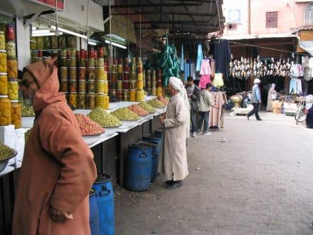 In der Medina von Marrakesch - Altstadt Marrakesch