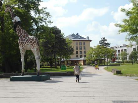 Seitenansicht Hotel - Lindner Park-Hotel Hagenbeck