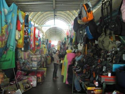 Hasenmarkt in Porlarmar - Einkaufen & Shopping