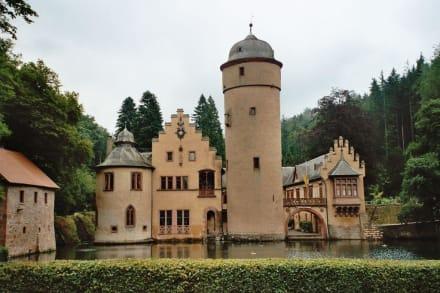 Burg/Palast/Schloss/Ruine - Wasserschloß Mespelbrunn