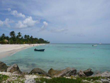 Strand von Saoma - Isla Saona