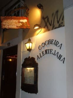 Restaurante Cocheira Alentejana - Restaurant Cocheira Alentejana