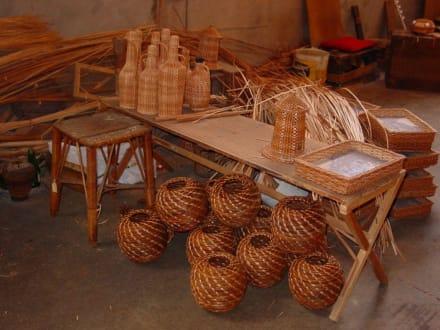Alles aus Korb für den Hausgebrauch - Korbflechterei Camacha