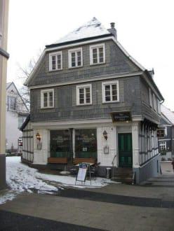 Das Pfannkuchen Haus Bild Pfannkuchenhaus Hattingen In Hattingen