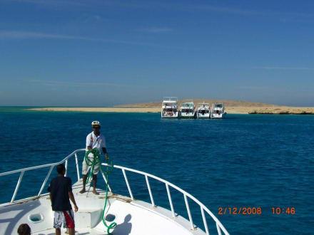 Tolle Manschaft - Giftun / Mahmya Inseln