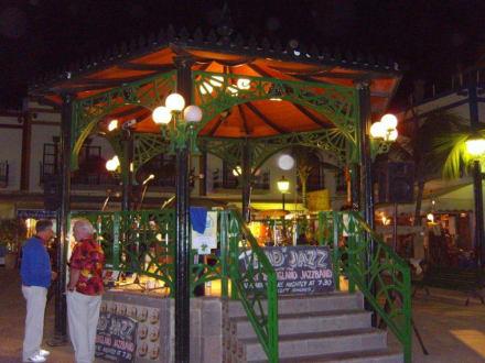 Die Band-Bühne - Restaurant La Bodeguilla
