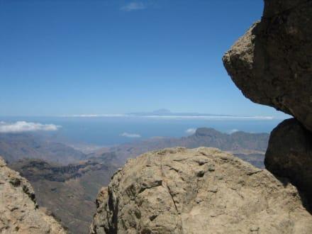 Roque Nublo - Roque Nublo und Roque Fraile