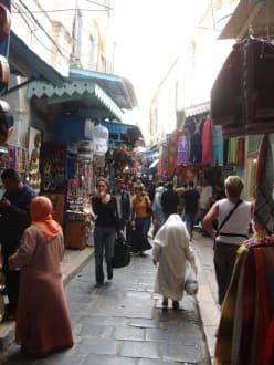 Impressionen 1 - Altstadt Tunis