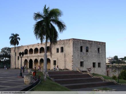 Alcazar de Colón - Alcázar de Colón