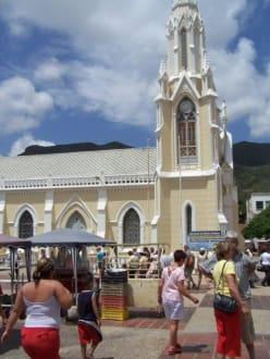 Kirche in El Valle - Basílica Menor de Nuestra Señora del Valle