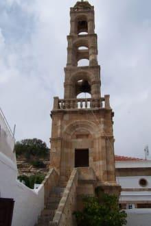 Lindos - Panagia Kirche