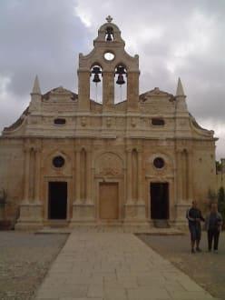 Kloster Arkadia - Kloster Moni Arkadi