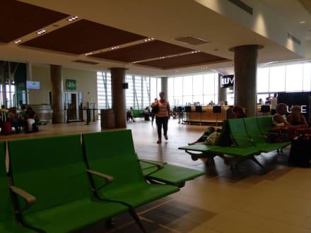 Neues Terminal B Flughafen Punta Cana - Flughafen Punta Cana (PUJ)