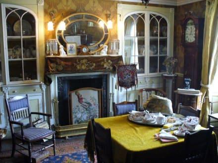 Einblicke in die Häuser - Beamish Open Air Museum