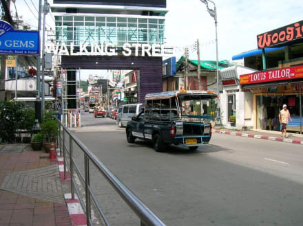 Walkenstreet - Pattaya Walking Street