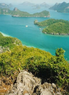 Thailand - Samui Marine Nationalpark - Ang Thong Marine National Park