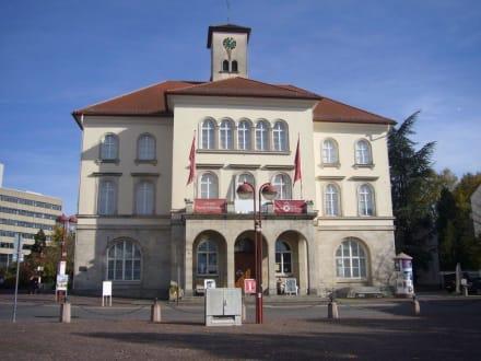 Das zweite Rathaus - Altstadt Sindelfingen