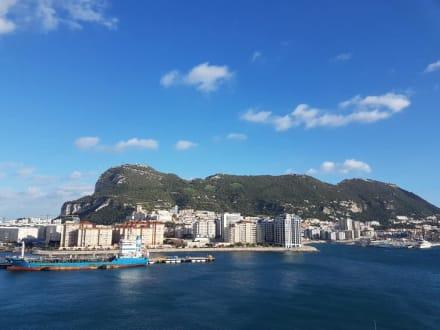 Karte Gibraltar Umgebung.Altstadt Gibraltar In Gibraltar Holidaycheck