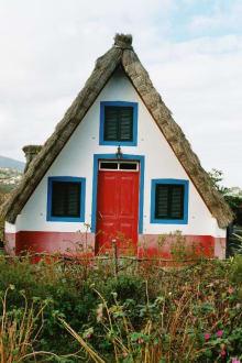 Santana - Parque das Queimadas ... - Casas de Colmo / Santana-Häuschen