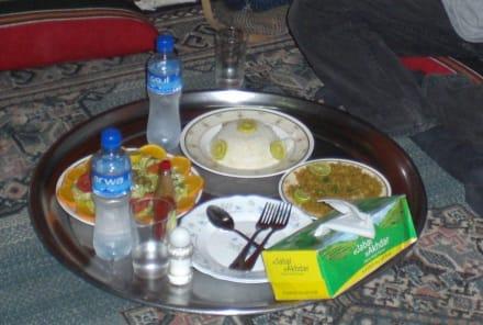 Omanisches Essen - Restaurant Bin Ateeq