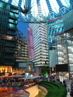 Sonycenter Lighteffects - Sony Center
