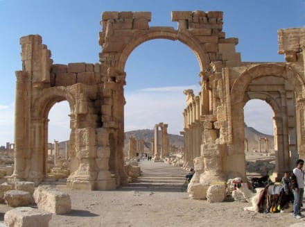Palmyra - Ruine Palmyra