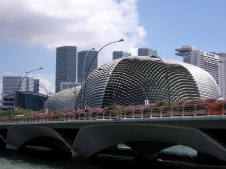Singapur Theater - Esplanade - Theatres on the Bay