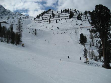 Skigebiet Hochötz - Ötztal Pass