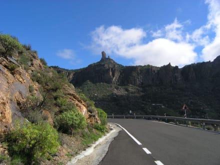 Der Roque Nublo - Roque Nublo und Roque Fraile
