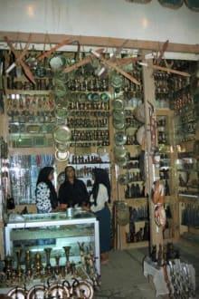 Basarleben - Bazar von Assuan