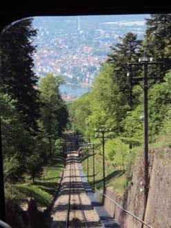 Sonstiges Transportmittel - Bergbahn
