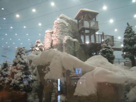 Skihalle - Ski-Dubai Halle (Mall of the Emirates)